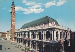(A354) - VICENZA - Piazza Dei Signori, Basilica Palladiana - Vicenza