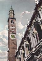 (A355) - VICENZA - Piazza Dei Signori, Loggia Basilica Palladiana E Torre Civica - Vicenza