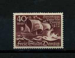 DANZIG 1938 Nr 288 Postfrisch (112812) - Danzig