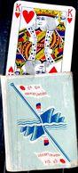CARTE A JOUER TRANSATLANTIQUE JEU DE 54 CARTES + 1 COMPLET JOKER BON ETAT ETUI INCOMPLET PAQUEBOT - Kartenspiele (traditionell)