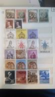 Vaticano - Annate Complete Nuove MNH Perfette In Raccoglitore: 1963; 1964; 1973; 1974; 1975; 1976; 1977; 1978 - Timbres