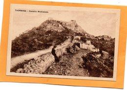 Taormina Italy 1907 Postcard - Altre Città