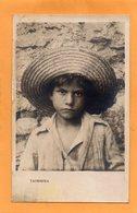Taormina Italy 1920 Postcard - Altre Città