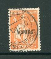ACORES- Y&T N°312- Oblitéré - Azores
