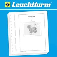 Leuchtturm 361270 Suplemento-SF China Carnets 2018 - Otras Colecciones