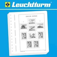Leuchtturm 361262 Suplemento-SF Rusia 2018 - Otras Colecciones
