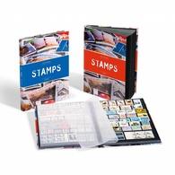 Leuchtturm 361245 Clasificador STAMPS A5, 16 Páginas Blancas, Tapa No Acolchad - Otras Colecciones