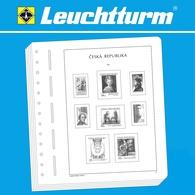 Leuchtturm 361235 Suplemento-SF República Checa 2018 - Otras Colecciones