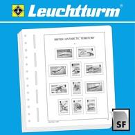 Leuchtturm 361222 Suplemento-SF Antártida Británica 2018 - Otras Colecciones