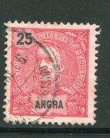 ANGRA- Y&T N°20- Oblitéré - Angra