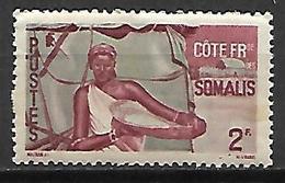 COTE DES SOMALIS   -  1947.   Y&T N° 273 *. - Nuovi