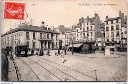 44 NANTES - La Place Du Commerce - Nantes