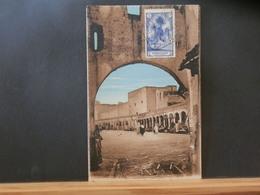 87/404 CP LARACHE   VERSO BLANCO 1929 - Maroc Espagnol