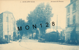 ROMAINVILLE (93)  AVENUE DE BRAZZA - Romainville