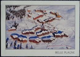 La Plagne -Belle Plagne . - Other Municipalities