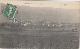 D25 -DAMBELIN - VUE GENERALE - Andere Gemeenten