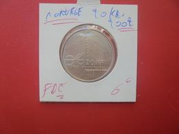 NORVEGE 20 KRONER 2002 QUALITE FDC ! (A.7) - Norvège