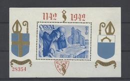 BL20 ** - Blocks & Sheetlets 1924-1960
