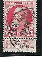 """N°74 1905 Roi Léopold II [type """"grosse Barbe""""]  LEMBEEK (HALLE) - 1905 Grosse Barbe"""