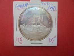 NORVEGE 20 ECU 1993 ARGENT QUALITE FDC ! (A.7) - Norvège