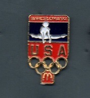 Pins JO Barcelona 1992 - Olympic Games