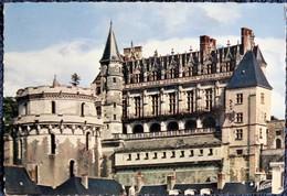 Amboise - Le Château - La Tour Des Minimes . - Amboise
