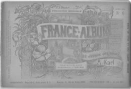 35 FRANCE ALBUM  SAINT MALO VIEUVIEL LA GOUESNIERE PLEINE FOUGERES LE BREGUEN  LA  BOUSSAC ST COULOMBS - Bretagne