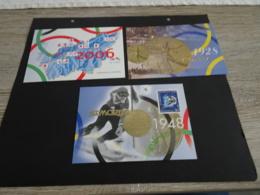 FC956 - Set  Cards -  Suisse - 1998 - Olympics ST.Moritz - - Winter 1928: St-Moritz