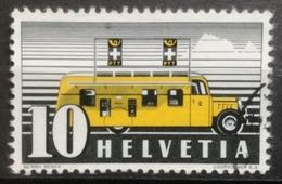 Helvetia - 1937 - (o) - Used - Mobiel Postkantoor - Switzerland