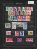 Norvège - Collection Vendue Page Par Page - B/TB - Norwegen
