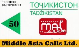 TADSCHIKISTAN - Tadschikistan