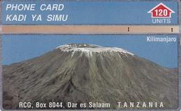 TANSANIA-205 K - Tanzania