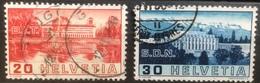 Helvetia - 1938 - (o) - Used - B.I.T & S.D.N. - Switzerland