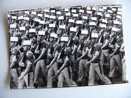 Photo De Presse Robert COHEN Défilé Du 14 Juillet 1990 Sur Les Champs Elysées PARIS - War, Military