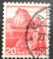 Helvetia - 1938 - (o) - Used - San Salvatore - Switzerland
