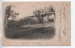 BARGEMON (83) - LE GRAND JAARDIN - Bargemon