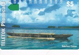 TOKELAU - Télécartes
