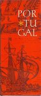 Brochure Dépliant Faltblatt Folder - Toerisme Tourisme - Portugal - English Version - Dépliants Touristiques