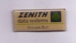 AB58 Pin's Informatique Zénith Data Systems Computer De BULL Achat Immédiat - Informatique