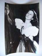 Photo De Presse 1961 JANINE CHARRAT Danseuse  Chorégraphe Et Directrice De Ballet Née à Grenoble Dcd à Rueil Malmaison - Berühmtheiten