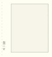Lindner Blankoblätter 802a (1xVE) 10 Blätter Neuware ( - Albums & Reliures