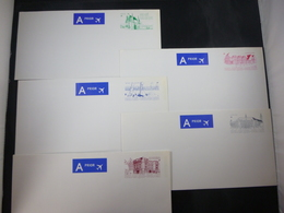 BELG.2000 SERIE BLANCO** Pré-affranchi / Voorgefrankeerde Envelops Geldig Voor Europese Zending (facial 1.77€ X 5) - Belgien