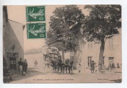 COMPS (83) - ARRIVEE DU COURRIER DE CASTELLANE - DILLIGENCE - TABAC - Comps-sur-Artuby