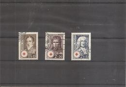 Finlande ( 186/188 Oblitérés ) - Used Stamps