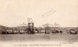 83 LA SEYNE SUR MER BORD DE MER VUE GENERALE VUE DE LA MER - La Seyne-sur-Mer