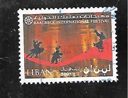 TIMBRE OBLITERE DU LIBAN DE 2004 N° MICHEL 1452 - Lebanon