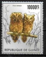 GUINEE N° 7971 * *  Hiboux Chouettes - Owls