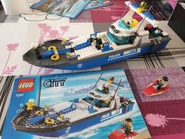 Lego Bateau Police 7287 - Lego System