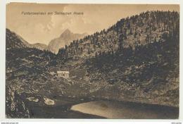 AK  Funtenseehaus Am Steinernen Meer Bei Berchtesgaden 1910 - Berchtesgaden