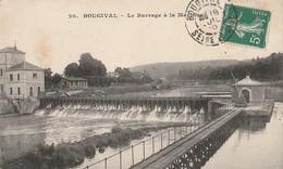 BOUGIVAL  -  Le Barrage à La Machine - Bougival